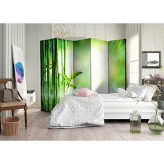 Bamboo, Meditation, Loft, Bed, Room Dividers, Modern, Furniture, Home Decor, Living Room