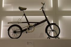 Design Museum London. Design Museum London, Museums, Stationary, Bicycle, Bike, Bicycle Kick, Bicycles, Museum