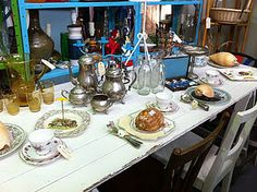 The old boathouse blog