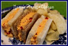 Sweet Tea and Cornbread: Mama's Pimento Cheese!..This was Bobbies favorite sandwich.....she use to make Pimento Cheese for us when she was a teenager.