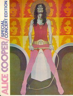 Alice Cooper Art work