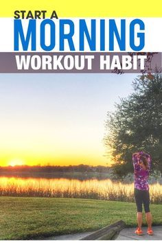 How to become a morning runner or start any other workout routine