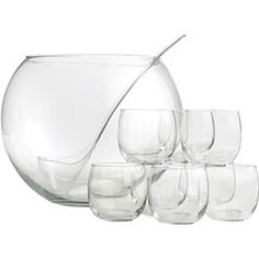 Could really use a punch bowl and would like a round one for the fun seasonal ideas I have already pinned! $38.95