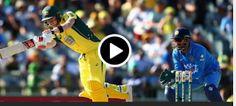 Sports News Today: Australia(310) Vs India(309) One Day international...