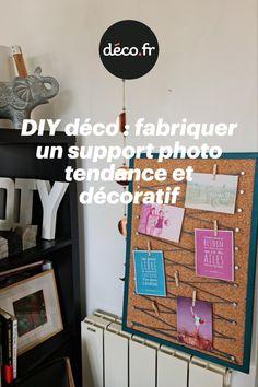 Vous souhaitez afficher vos photos dans votre décoration ? Suivez-nous le temps d'un DIY déco parfait pour ce type d'initiative. En effet, il est temps d'apprendre à fabriquer un support photo pratique, ludique et très décoratif. Préparez-vous à découvrir un tuto facile à reproduire, à personnaliser, mais avant tout tendance ! Support Photo, Origami, Decoration, Parfait, Photos, Diy Room Decor, Creative Crafts, Custom In, Dog