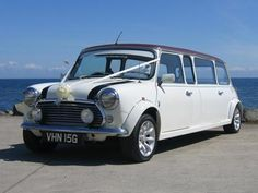 Still smaller than a Civic: Mini Cooper (Stretched Limousine) Hire, South East, England