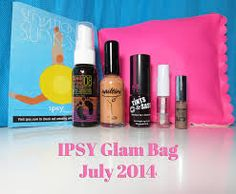 HAVE YOU SUBSCRIBED TO IPSY? IT'S ONLY A $10 MONTH SUBSCRIPTION AND YOU CAN RECEIVE A BAG OF BEAUTY GOODIES IN YOUR MAIL EVERY MONTH. IF YOU'RE INTERESTED IN SUBSCRIBING PLEASE FOLLOW OUR LINK: http://www.ipsy.com/?refer=u-h050zq7uhd0v150o JULY 2014 IPSY BAG INCLUDED 5 OF THE FOLLOWING ITEMS WHICH CAN BE FOUND ON OUR FB LINK BELOW: https://www.facebook.com/#!/OverdoseDivas/photos