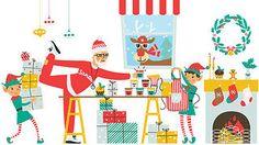 10 minutes with Santa Claus | SBS Food