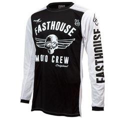 5ecfdb6a657 Fasthouse Original Black Jersey at MXstore