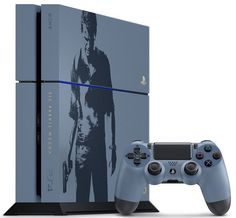 Pictures: Sony Unveils Beautiful Limited Edition Uncharted 4: A Thief's End PS4 Bundle: http://www.playstation4magazine.com/limited-edition-uncharted-4-a-thiefs-end-ps4-bundle-pictures/ #Uncharted4AThiefsEnd