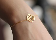tinytulip.com - Monogrammed Cut Out Sterling Silver Bracelet, $90.00 (http://www.tinytulip.com/monogrammed-cut-out-sterling-silver-bracelet)