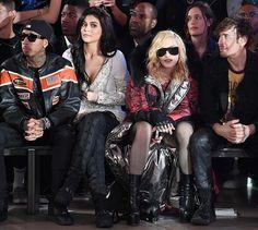 MadonnaKylie JennerTyga 及 Steven Klein 成為 Philipp plein front row 座上客#philippplein #NYFW #newyorkfashionweek #fw1718 #Madonna #Kyliejenner #Tyga #stevenklein #harpersbazaarhk #bazaarhk #vc  via HARPER'S BAZAAR HONG KONG MAGAZINE OFFICIAL INSTAGRAM - Fashion Campaigns  Haute Couture  Advertising  Editorial Photography  Magazine Cover Designs  Supermodels  Runway Models