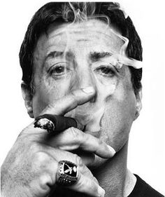 Silvester Stallone by Platon
