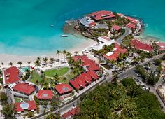Eden Rock, St. Bart's: This is the hotel and island for celebrity spotting.