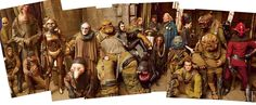 Star Wars The Force Awakens Cast Poses for Vanity Fair's June Cover | Vanity Fair