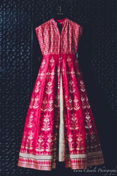 Red Carpet Bride With Anita Dongre: Little Red Bride!