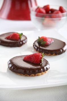 Receta Tarta de chocolate de Casancrem