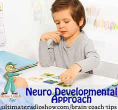 Brain Coach Tips for gifted or struggling learners! Be empowered with tips from Brain Coach Jan Bedell, PhD with a focus on the NeuroDevelopmental Approach.