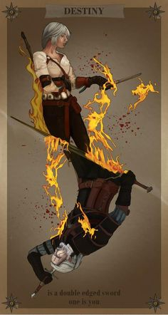 The witcher 3: Destiny