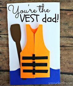 father's day vest
