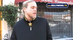 EXCLUSIVE: Charlie Hunnam Loves Him Some Motorcycle