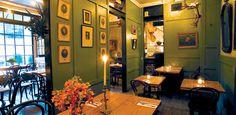 Hipster's heaven @ restaurant Freeman's | New York
