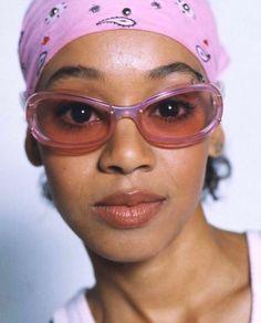 Selection of Left Eye's many looks ❤️ 90s Aesthetic, Black Girl Aesthetic, Hip Hop Fashion, 90s Fashion, Women's Fashion, Black Girl Magic, Black Girls, Black Women, 00s Mode