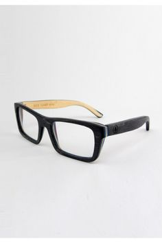 b07464eb6e3 Woodzee Bookworm Skateboard Sunglasses - Black Natural