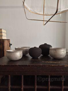 """""""2016.9.26 Monday, a new start..."""" Ohnaka Kazunori ceramics exhibition 「2016.9.26 月曜日、行を改める...」 大中和典 個展 #pragmata"""