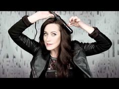 Messy Waves Movie Awards Hairstyle Tutorial with Chiala Marvici by Redken Hairspiration - YouTube