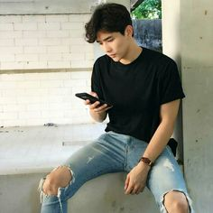 Star Wars, Grunge Boy, Boy Celebrities, I Want Him, Thai Drama, Korean Artist, Hot Boys, Handsome Boys, Boyfriend Material