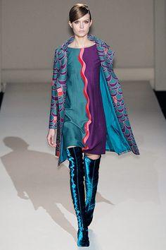 My best colour pallette.   Alberta Ferretti Fall 2011 RTW#slide1#slide1