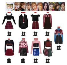"""""""TWICE - LIKEY❤️"""" by vvvan99 ❤ liked on Polyvore featuring Miss Selfridge, Etro, H&M, Maje, Topshop, Nobody Denim, Rossignol, Boohoo, Marc Jacobs and Hyein Seo"""