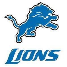 Detroit Lions Logo Crochet Afghan Graph Pattern DOWNLOADABLE - CitiUSA
