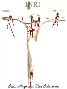 Jesus Print Unframed - Jesus on the Cross - Jesus Painting - Abstract Jesus - Inspirational Art - Crown of Thorns - Jesus Watercolor Print - Religious Art Abstract Painting of Jesus on by KWhiteselCreations - Catholic Art, Religious Art, Croix Christ, Jesus Painting, Cross Art, Jesus Art, Biblical Art, Crown Of Thorns, Jesus On The Cross