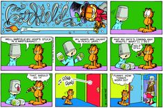 Garfield & Friends | The Garfield Daily Comic Strip for November 30th, 1997