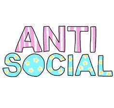 amzn.to/YxWAYn , •antisocial• follow @wallpapers_ :) #wallpapers #antisocial overlays, anti - #iphone