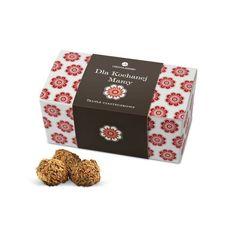 Trufle ciastezkowe dla Mamy  #chocolate #chocolissimo #giftsideas #czekolada #pomyslnaprezent #dzienmatki #prezentdlamamy