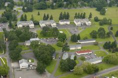 Used to be close to home, but now I would have to travel there, the Vancouver Barracks in Washington state.