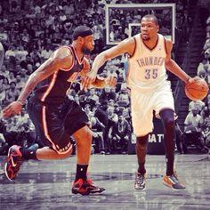 LeBron/Durant