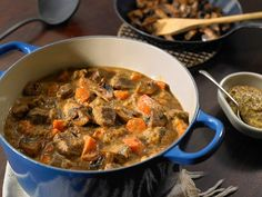 Dijon and Cognac Beef Stew Recipe - NYT Cooking