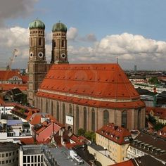 Frauenkirche, Munich, Bavaria, Germany