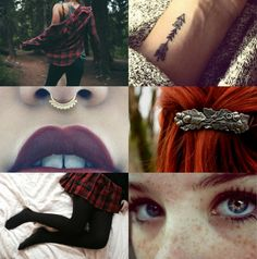 Disney Aesthetic: Merida There comes a day when I...
