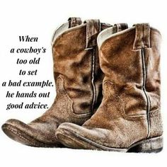 FDA Registered Real Time Pain Relief Products are made with high quality, safe, and effective ingredients for topical pain relief. Made to reduce chronic pain and alleviate pain from injury. Cowboy Quotes, Cowboy Up, Great Words, His Hands, Good Advice, Pain Relief, Boots, Crotch Boots, Big Words
