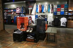 Nike Town London   Updated store design