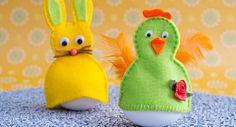Huopaiset kananmunanlämmittimet