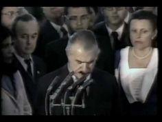 Jornal Nacional:15/03/1985: José Sarney toma posse como presidente inter...