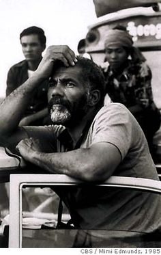Ed Bradley. For every reason you think.