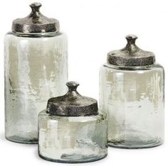 Bathroom Canister Set Enchanting Z Gallerie  Ginger Canister Set  ~Cyber Monday Pinaway~ Z Gallerie Inspiration