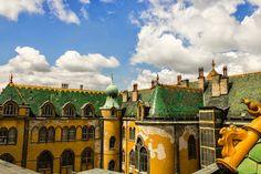 Iparművészeti Múzeum - Museum of Applied Arts - Budapest, Hungary